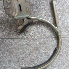 无缝钢管定距包胶脚扣厂家  金淼电力生产销售