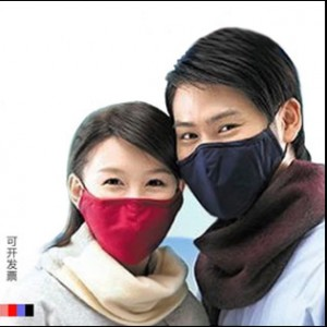 3M耐适康口罩防寒保暖口罩冬季必备单品骑行户外加厚