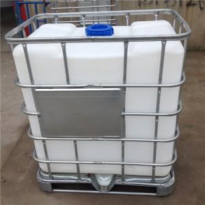 苏州500L食品级塑料pe包装桶 0.5吨***IBC集装桶