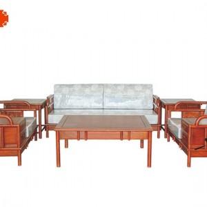 江南之诗沙发清式红木家具、实木家具款式图