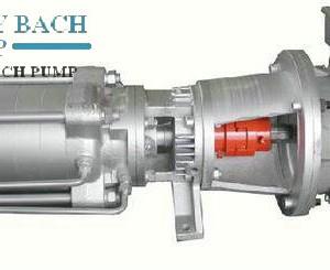 进口高扬程石油化工流程泵 德国巴赫BACH