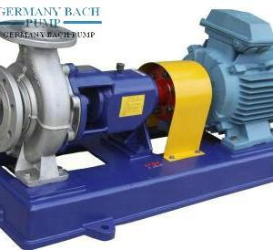 进口高扬程石油化工流程泵 德国巴赫进口高扬程石油化工泵