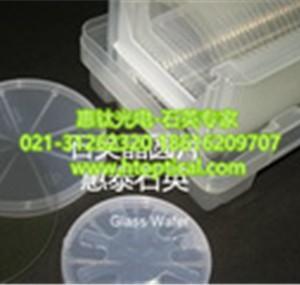 优质供应透明石英片圆形定制JGS1 JGS2惠钛光电