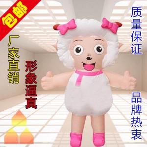 【厂家直销】户外广告卡通模型 大型广告气模高品质充气气模玩具