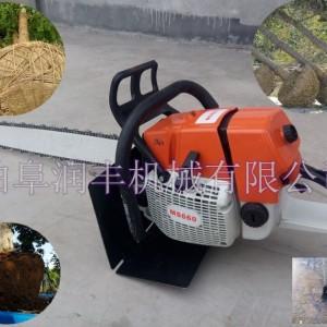 林业机械-汽油苗木挖树机