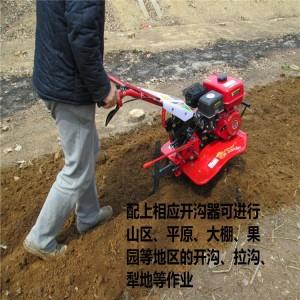 大马力田园管理机 土壤耕整机械 施肥微耕机