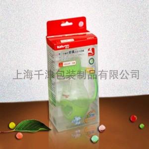 厂家热销推荐 PP印刷折盒 pp透明包装盒 柯式UV彩印透明