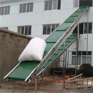 工业运输传送带加厚防滑式 工业用带式输送机械xy1