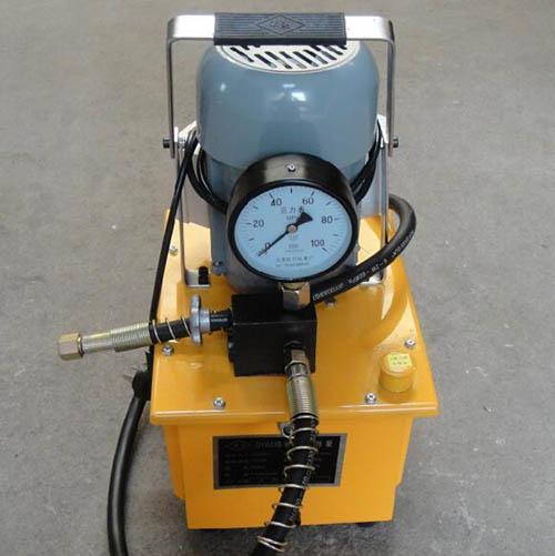 莱芜电动液压泵厂家,信德液压,超高压电动液压泵厂家图片