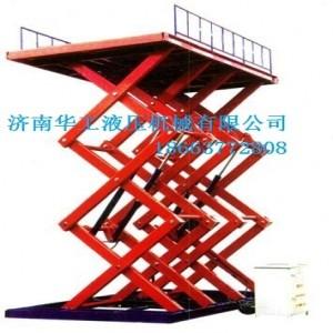 济南华工***生产固定式升降机 免费安装设计 服务终生
