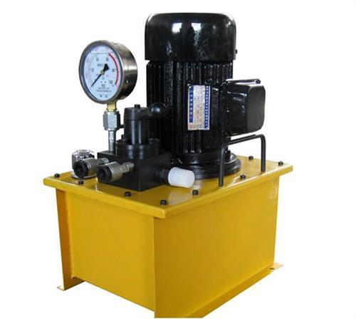 信德液压(图),举升机上的电动液压泵,电动液压泵图片