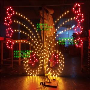 圣诞节装饰造型灯,中山美嘉源厂家专业供应路灯杆造型灯/滴胶灯