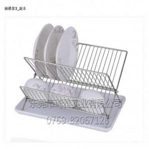 东莞厂家不锈钢厨房置物架 厨卫碗碟微波炉支架 火锅收纳柜