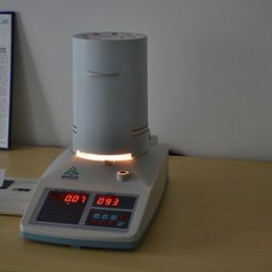 粮食检测实验室推出新设备,卤素SFY-60LS水分测定仪器