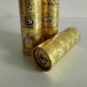 广东环保茶叶纸罐批发 广州印刷纸筒 广州白云花茶包装厂家
