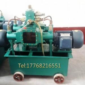 油田用试压泵 井下工具试压泵 管道电动试压泵