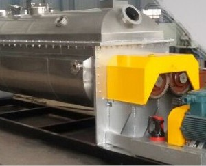 氧化铁黄颜料专用桨叶干燥机