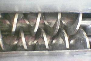 氧化铁黄颜料专用污泥干燥机