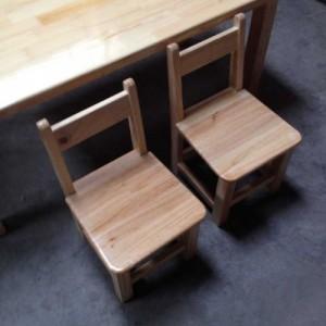 威武幼儿园实木床幼儿园桌椅板凳幼儿园玩具柜定制