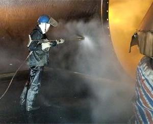 河北石家庄石油化工设备高压清洗 石家庄化工设备清洗 施代科供