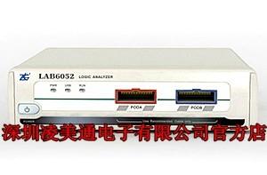 广州周立功高性能型逻辑分析仪LAB6052