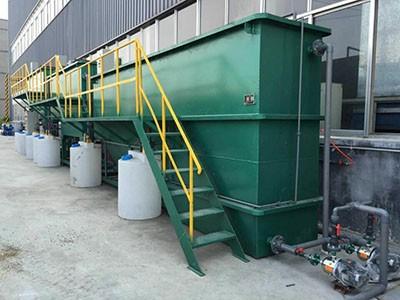 喷漆水幕废水处理设备-2016全新升级