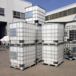 【厂家供应】IBC吨桶/塑料集装桶/千升桶 食品级出口吨桶