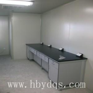 生化实验室、电镜室、微生物自动检测及药敏分析室、微生物常规仪