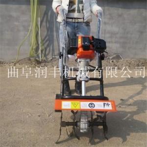 优质汽油旋耕机  农用小型土地耕整机械旋耕机 水田作业旋耕机