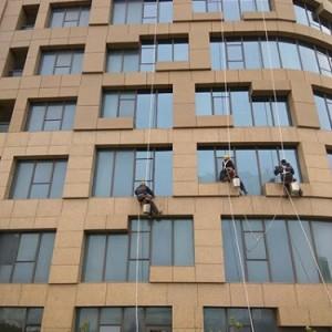 西安高空保洁外墙清洗队伍优质服务
