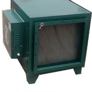 石家庄油烟净化器平山县酒店厨房排烟工程开发区净化设备