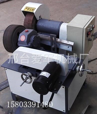 无极调速 铝管外圆抛光机 铁棒抛光机 不锈钢圆管抛光机 保证