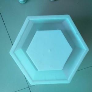 水泥制品六角护坡塑料模具***制造厂家