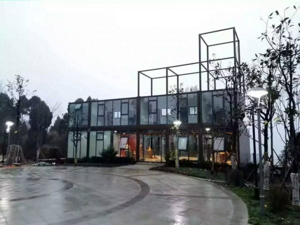 成都轻钢别墅设计成都轻钢别墅建造成都轻钢画中有别墅有。内森林在测试