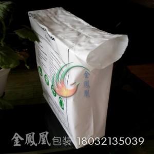 银川pe方底袋液体包装袋防伪包装袋涂膜彩印编织袋吨袋L金凤凰