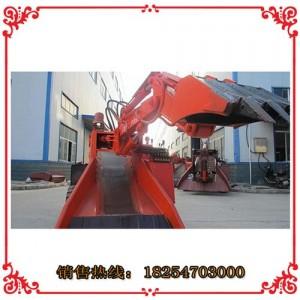 山东名舜专业生产矿用扒渣机 轮胎式和履带式扒渣机 凿岩机械