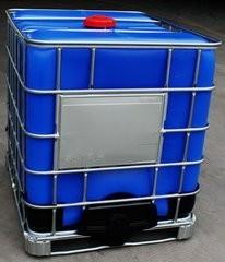 供应1.2立方特厚防腐蚀PE吨桶 散装桶 集装桶