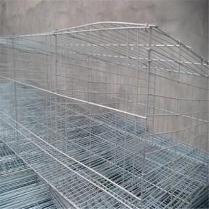 供应优质316不锈钢电焊网#水貂养殖网笼子#镀锌铁丝网