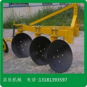 直销高品质土壤整耕机械重型3片圆盘犁1LYT-325农业机械