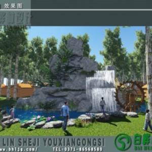 郊区休闲游一站式生态庄园设计