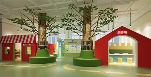 幼儿园外墙装修_金木业幼儿园装修_幼儿园吉林敖东鸽子设计装修图片