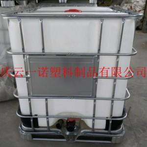 青岛烟台1吨塑料桶1000升化工桶ibc集装桶