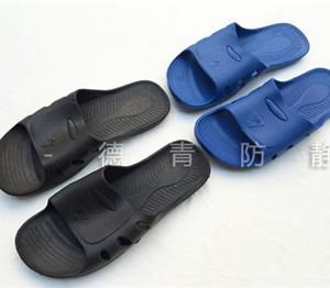 防静电拖鞋_SPU防静电拖鞋,电子厂工作拖鞋,德青劳保拖鞋
