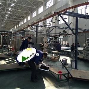 简述静电喷塑流水线设备喷塑后导致产品色差的原因和控制方法
