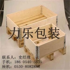菏泽木箱包装,菏泽出口木包装箱,郓城食品机械木箱加工厂
