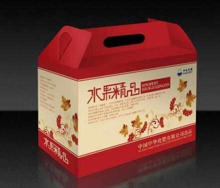 海南纸箱厂彩色纸箱生产厂椰子油包装盒房屋复式v彩色和装修效果图图片