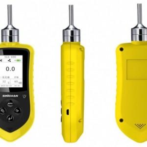 便携泵吸式甲醛气体检测仪