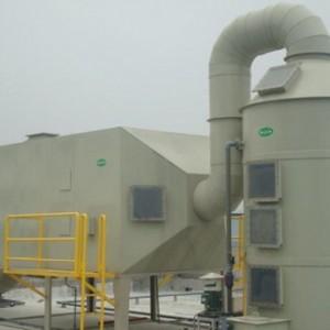 工厂油烟净化工程 广州油烟净化工程 大型油烟净化设备