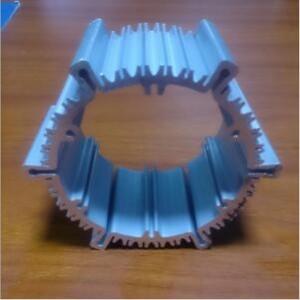供应定制摄像头铝合金型材 监控摄像头铝外壳定制 HC-02