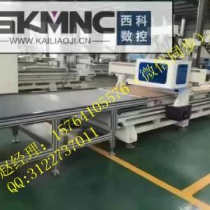 九江橱柜衣柜数控加工中心,自动上下料生产设备*配套封边侧孔机